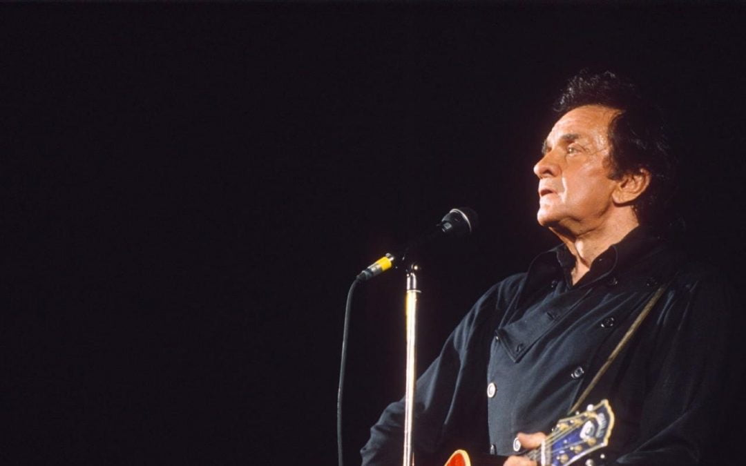 A Johnny Cash Christmas Remix