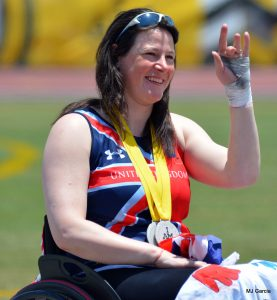 Jen Warren, Help for Heroes, Invictus Games